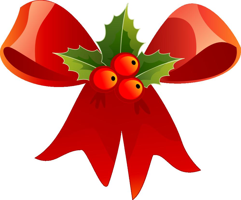 Red ribbon twenty six. Nice clipart christmas