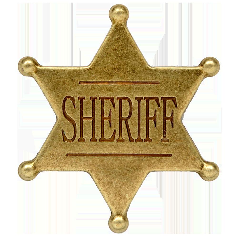 Cowboy clipart western sheriff star. Badge