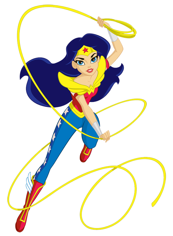Girly clipart superhero, Girly superhero Transparent FREE