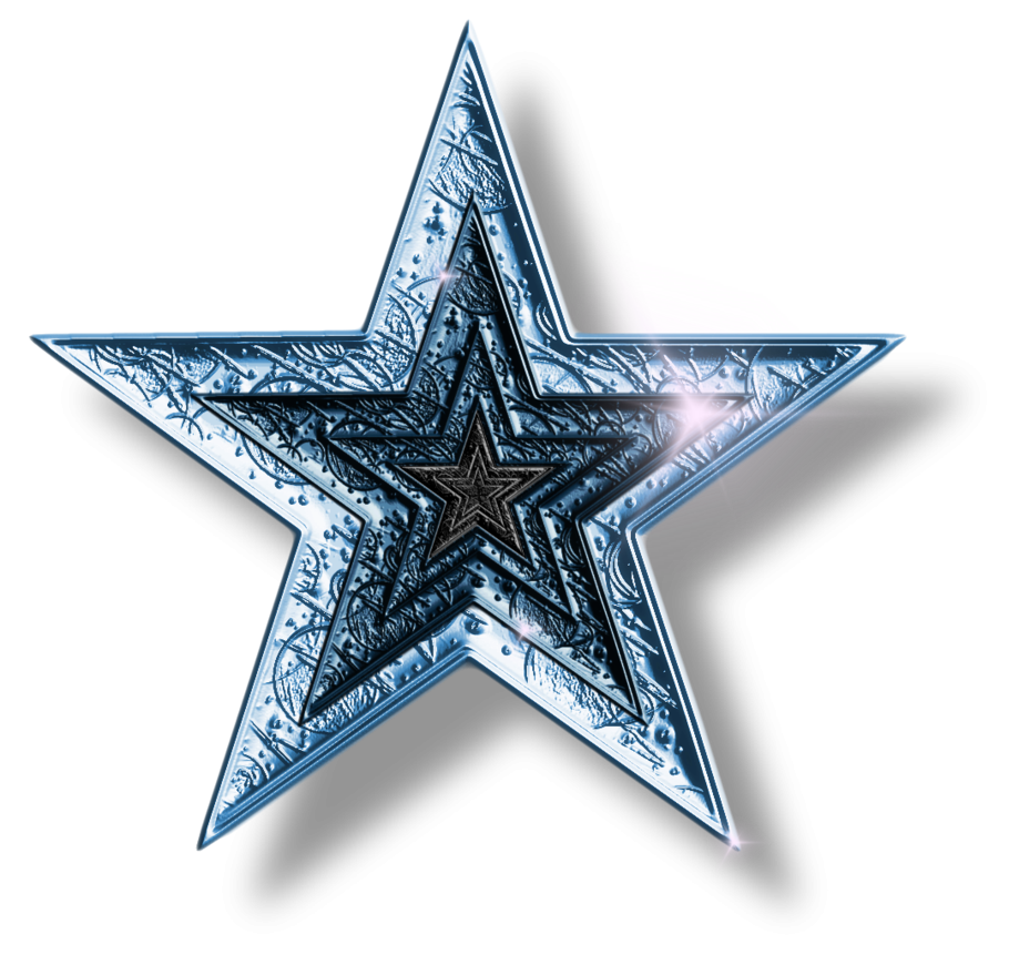 Clipart stars teal. Blue star png by