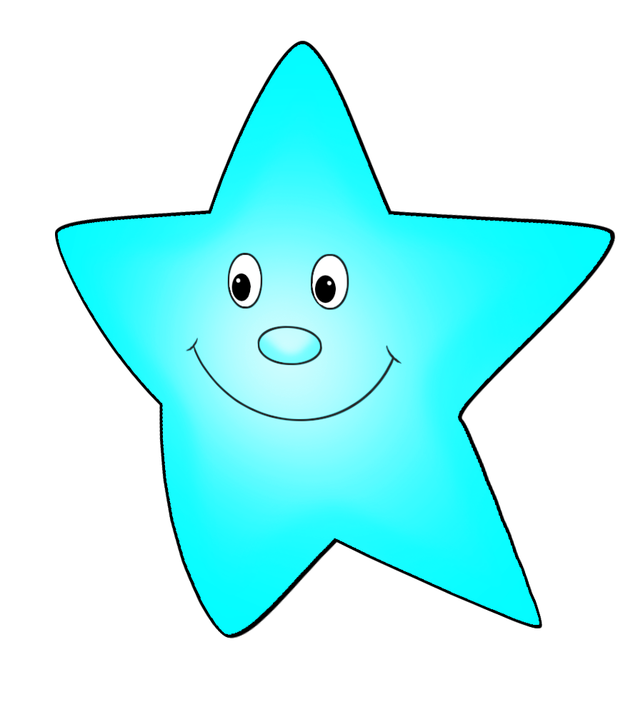 Face clipart star, Face star Transparent FREE for download ...