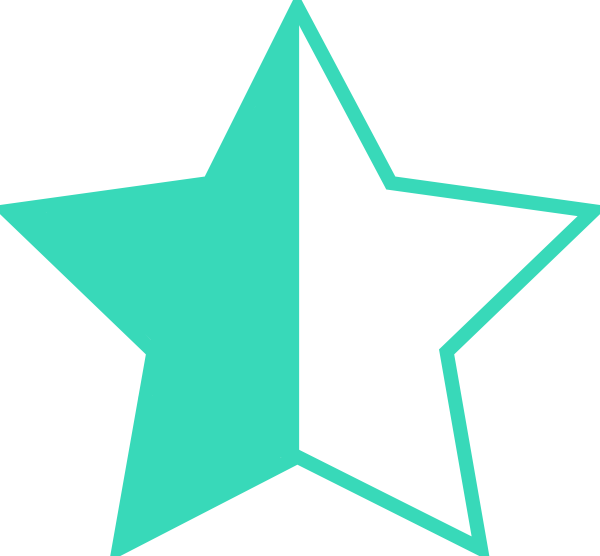 Clipart stars teal. Turquoise star clip art