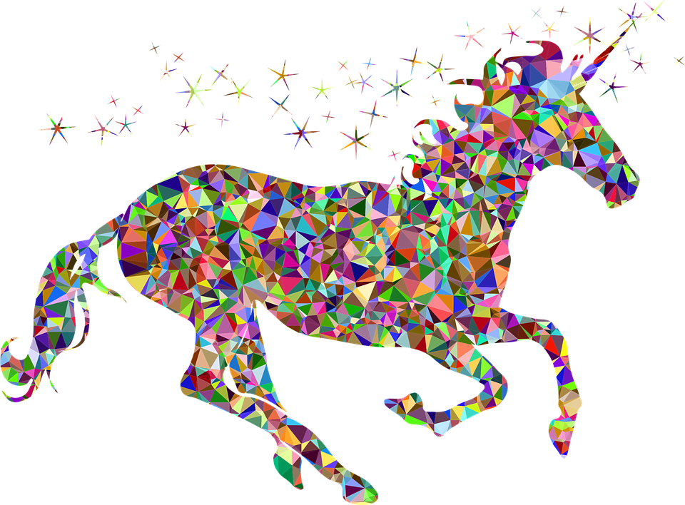The power of social. Clipart unicorn magic