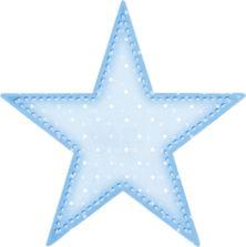 Stars . Clipart star winter
