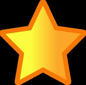 Star clip art outline. Clipart stars