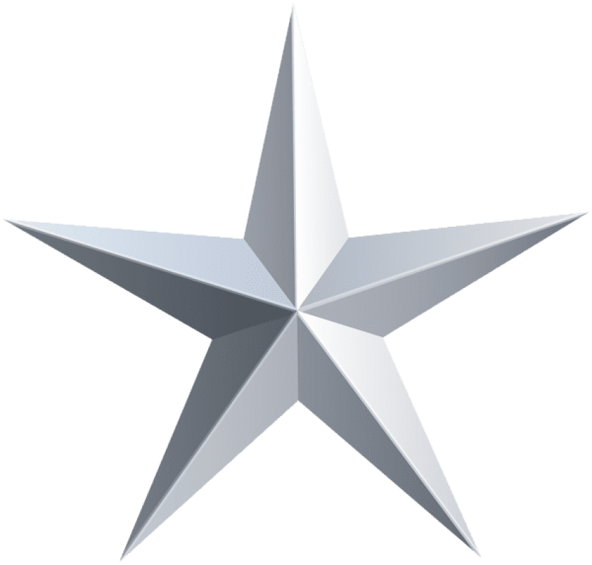 Safe clipart silver. Star png free images