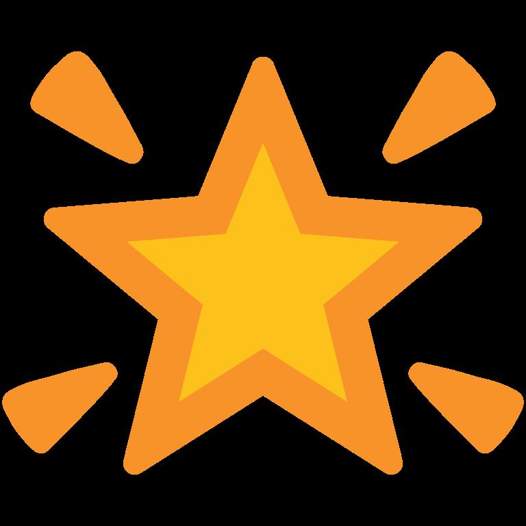 File u f fg. Clipart stars emoji