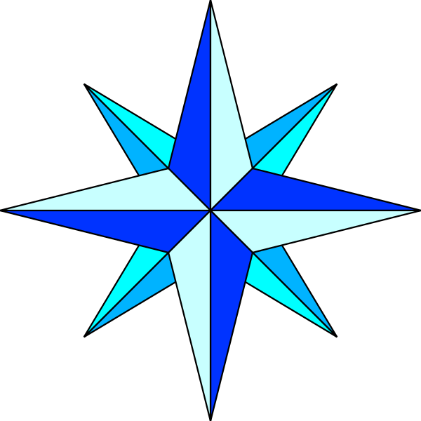 Small star shop of. Germs clipart outline