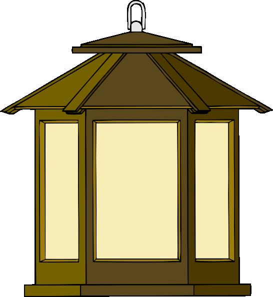 Lamp clipart camping lantern. Clip art at clker