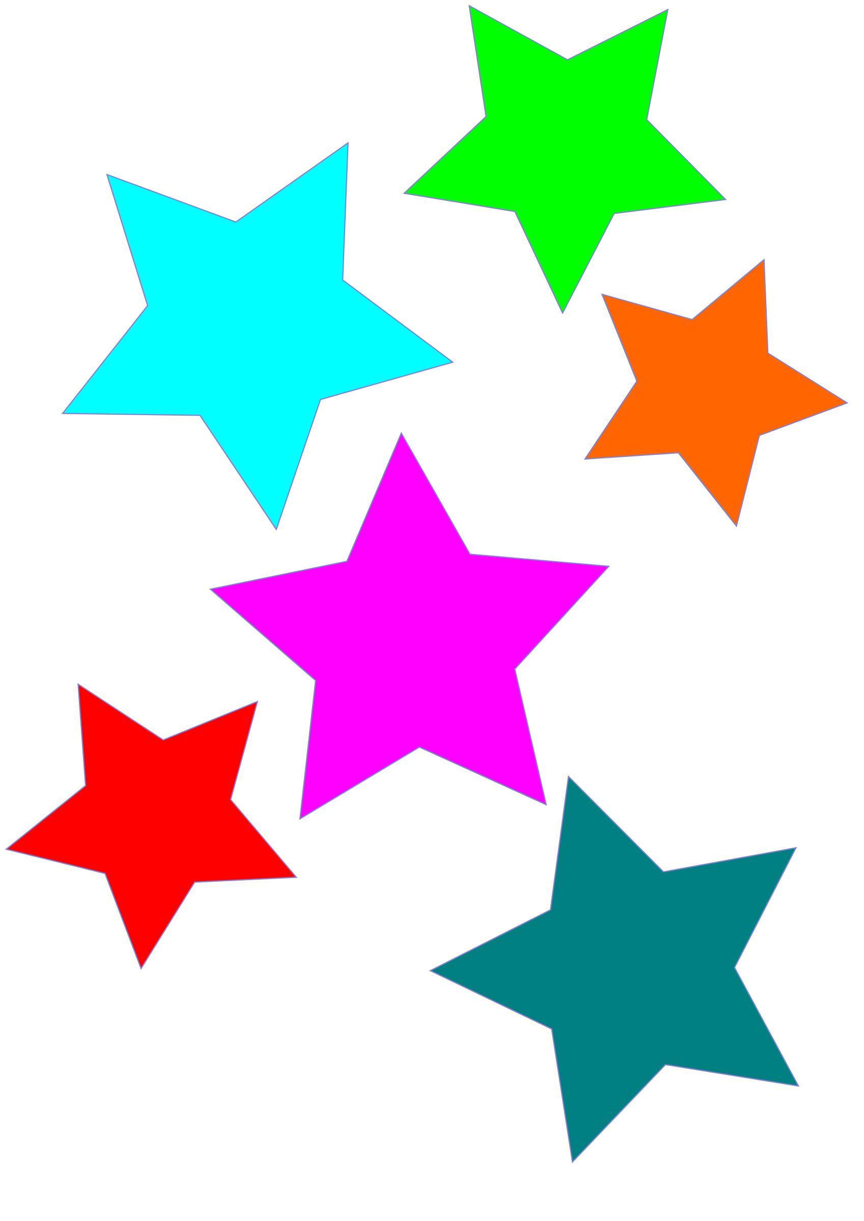 Clipart stars pencil.  collection of colorful