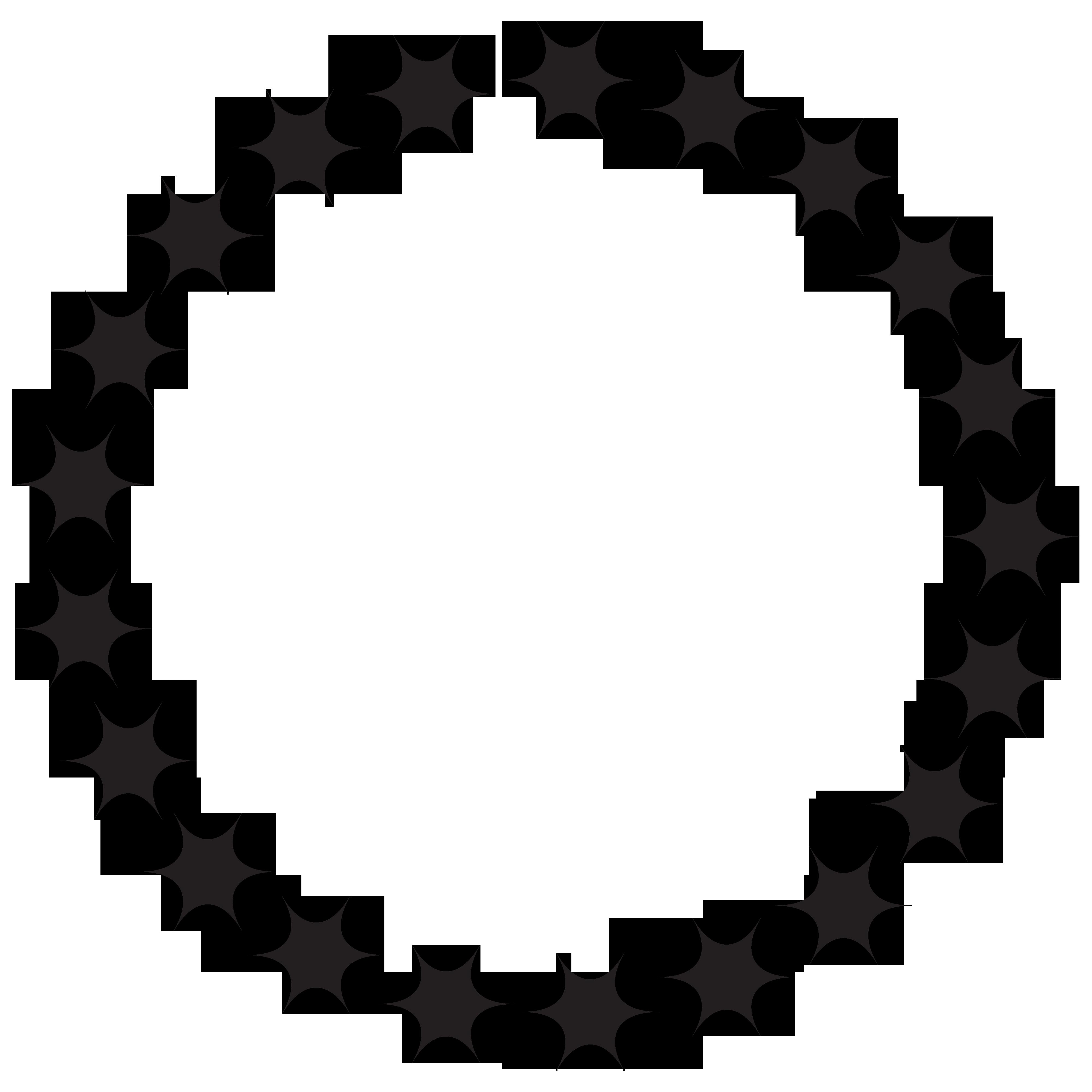 Stars vector png. Links bini photography design