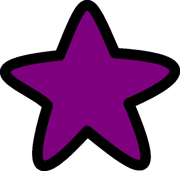 E clipart purple. Stars pencil and in