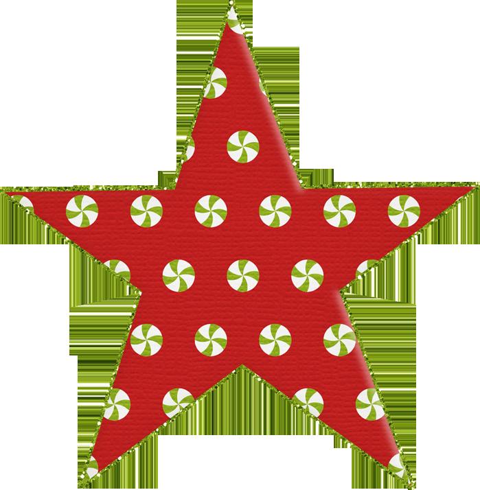 Clipart stars winter. Peppermint patty christmas star