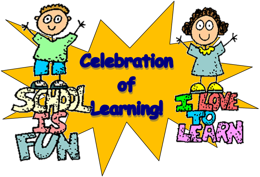 Nursery learning who we. Student clipart celebration