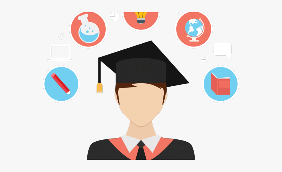 Education institution . Student clipart educational