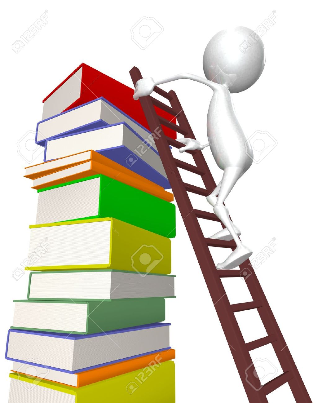 Ladder clipart student. Stairs free download best