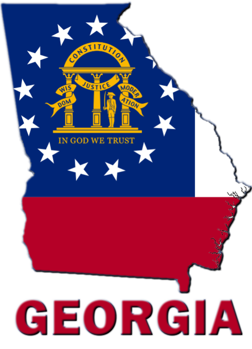 Evidence clipart physical evidence. State of georgia logo