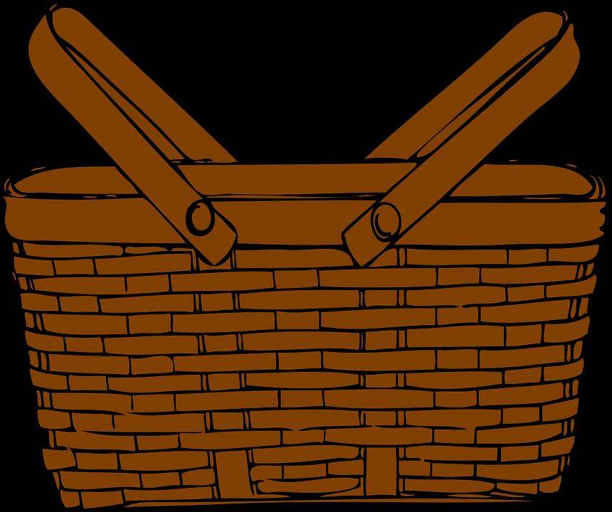 Friday fiske news joseph. Raffle clipart basket goods