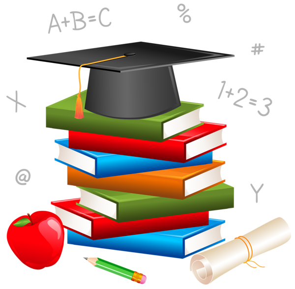 Diploma clipart medical degree. School decor png picture
