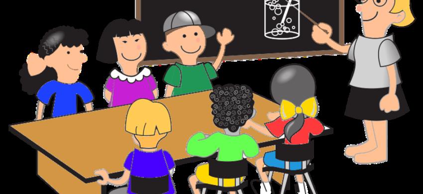 Sel what should it. Teach clipart middle school teacher