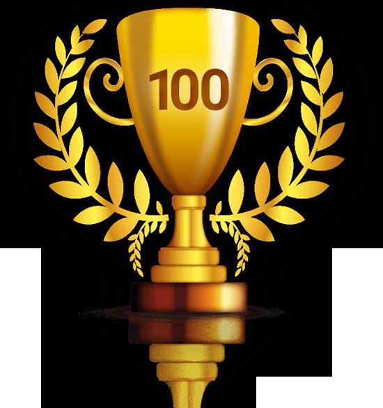Student clipart trophy. Top university website designs