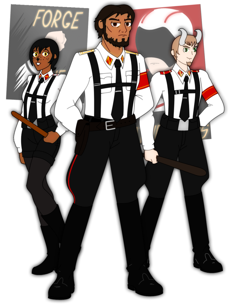 Mm au early pathfinders. Student clipart uniformed