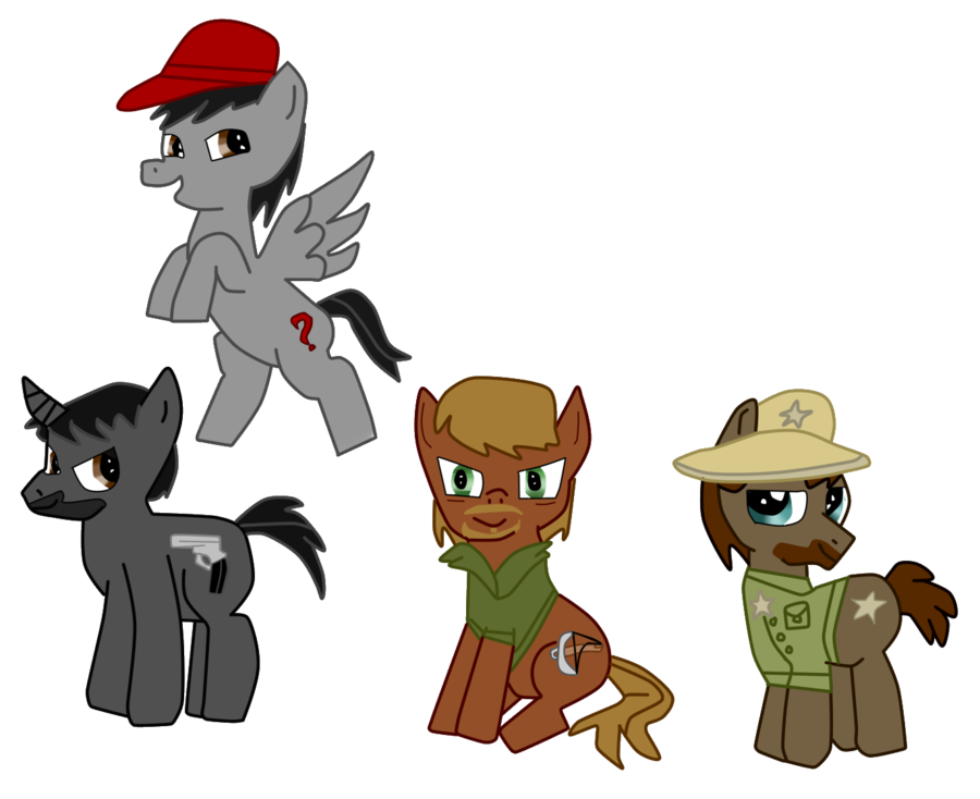 The dead ponies by. Clipart walking also