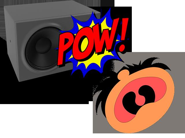 Horn clipart hand speaker. Best dj speakers top