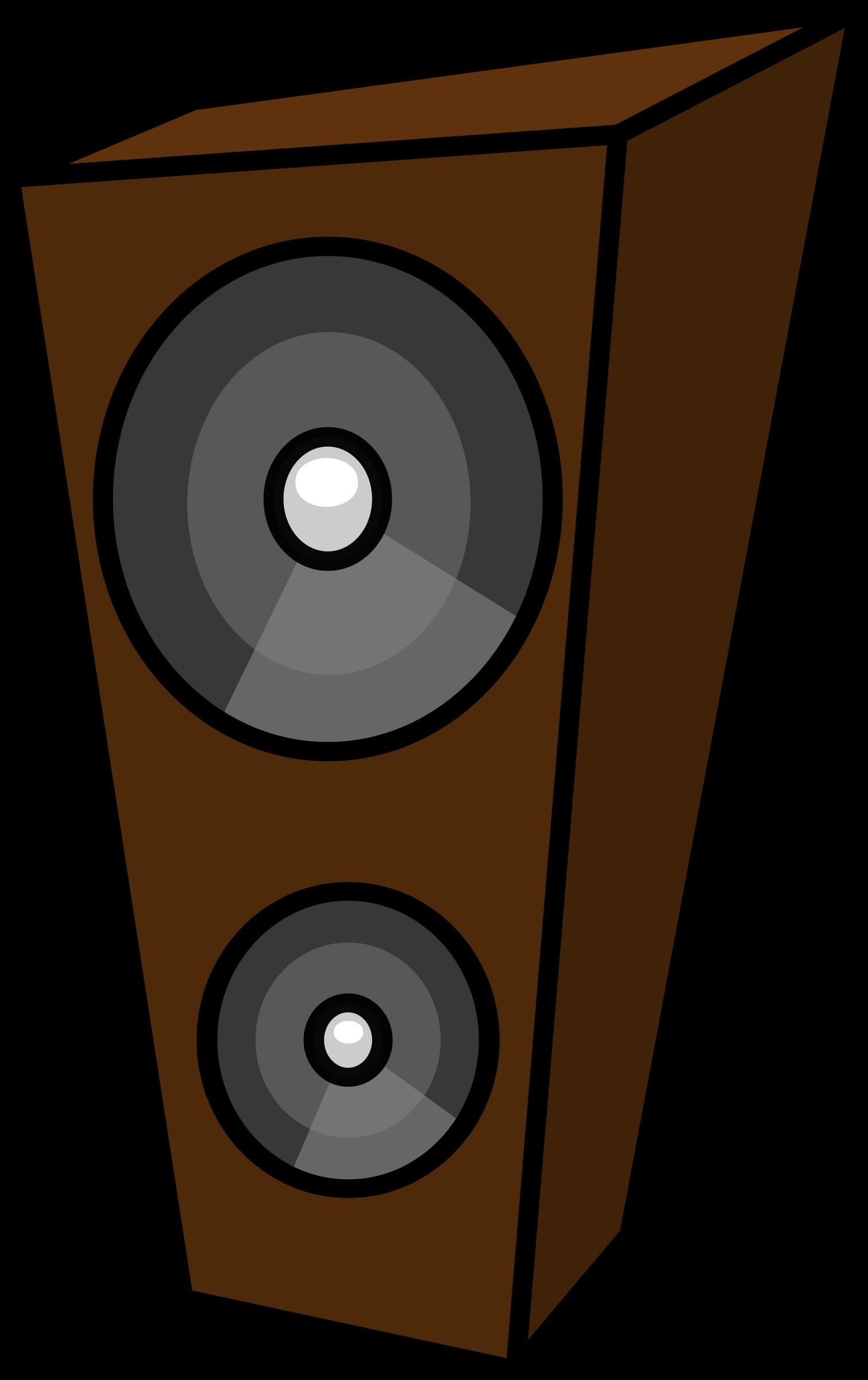 Dj clipart animated. Cartoon speaker remix big