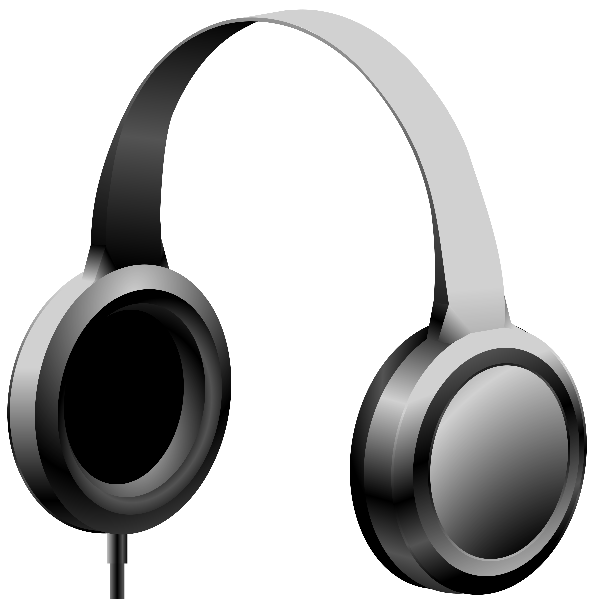Headphones PNG images free download