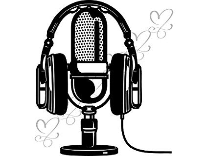 Amazon com yetta quiller. Headphones clipart sound