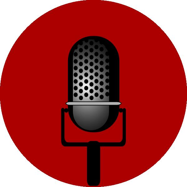 Clipart studio mircophone. Microphone clip art panda