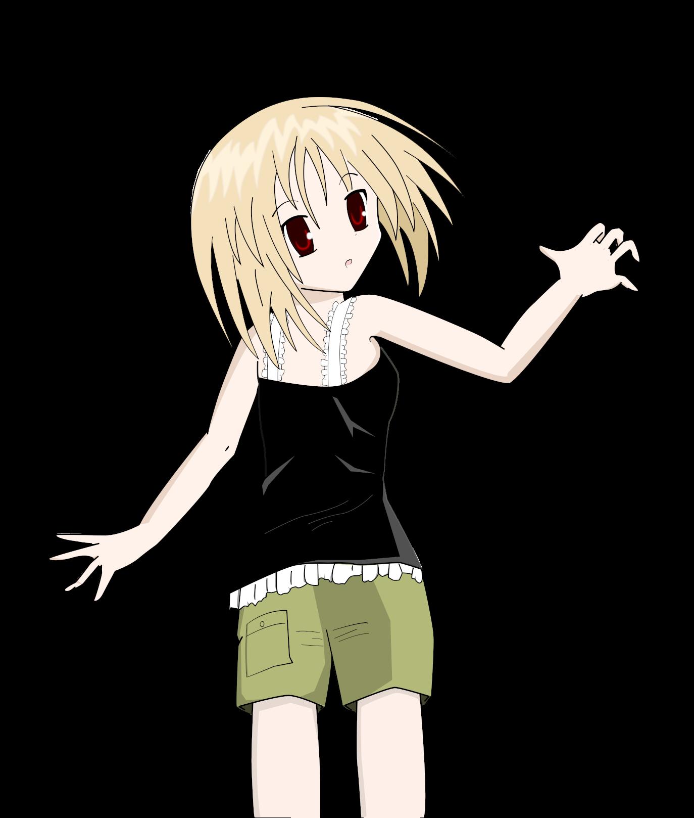 Synfig studio drawing anime. Hunter clipart animated