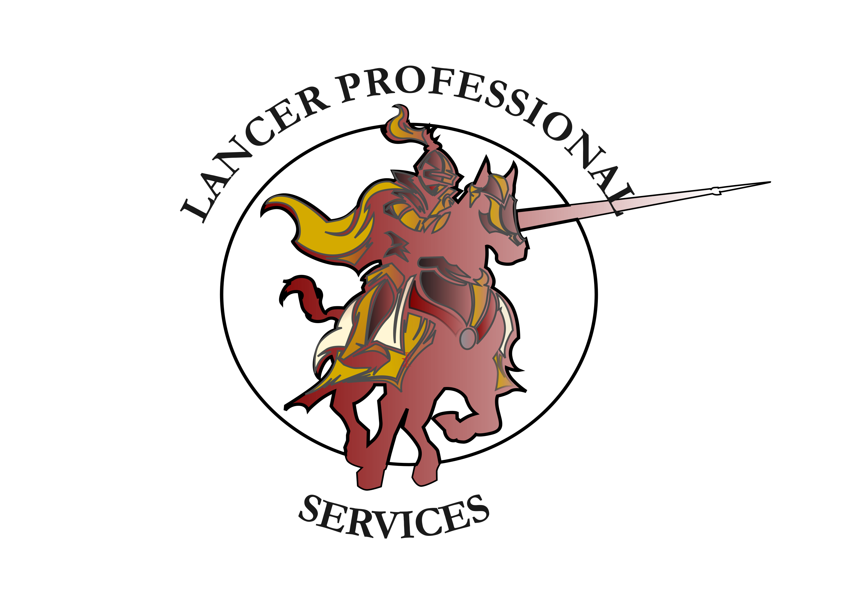 Professional clipart professional service. Lancer services the official