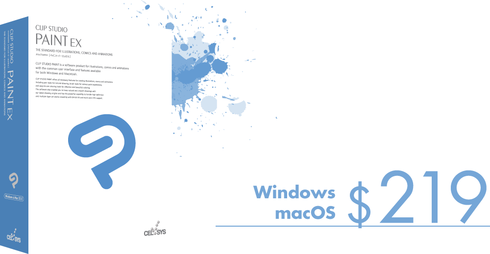 Clip studio paint software. Youtube clipart professional