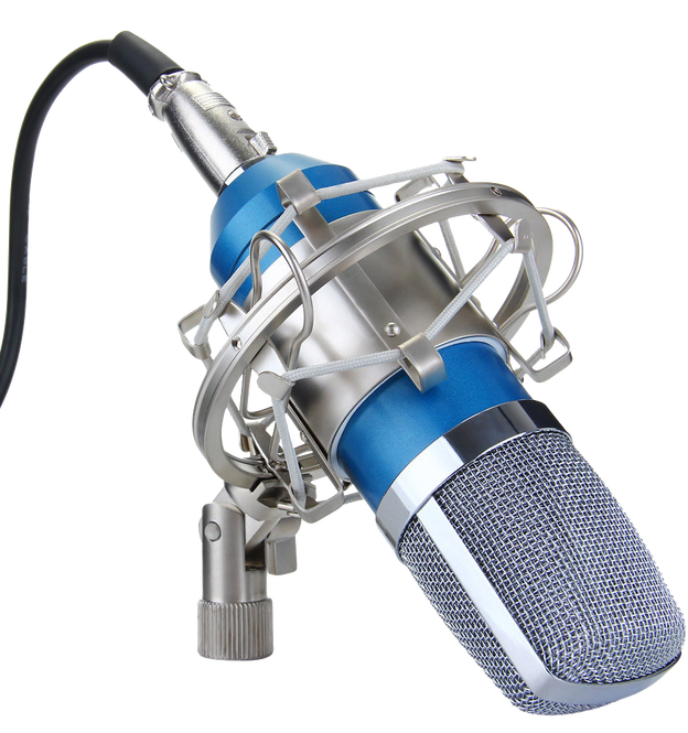 Microphone clipart studio microphone. Recording transparent image png