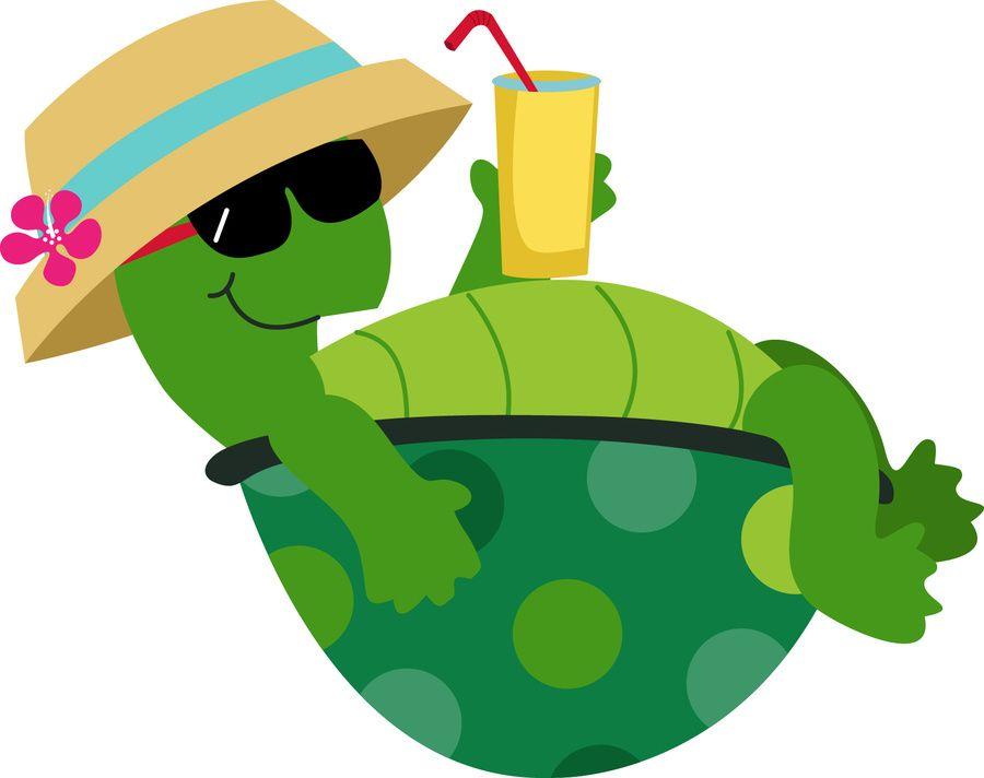 Clipart turtle spring. Summer jwitropicalturtles minus clip