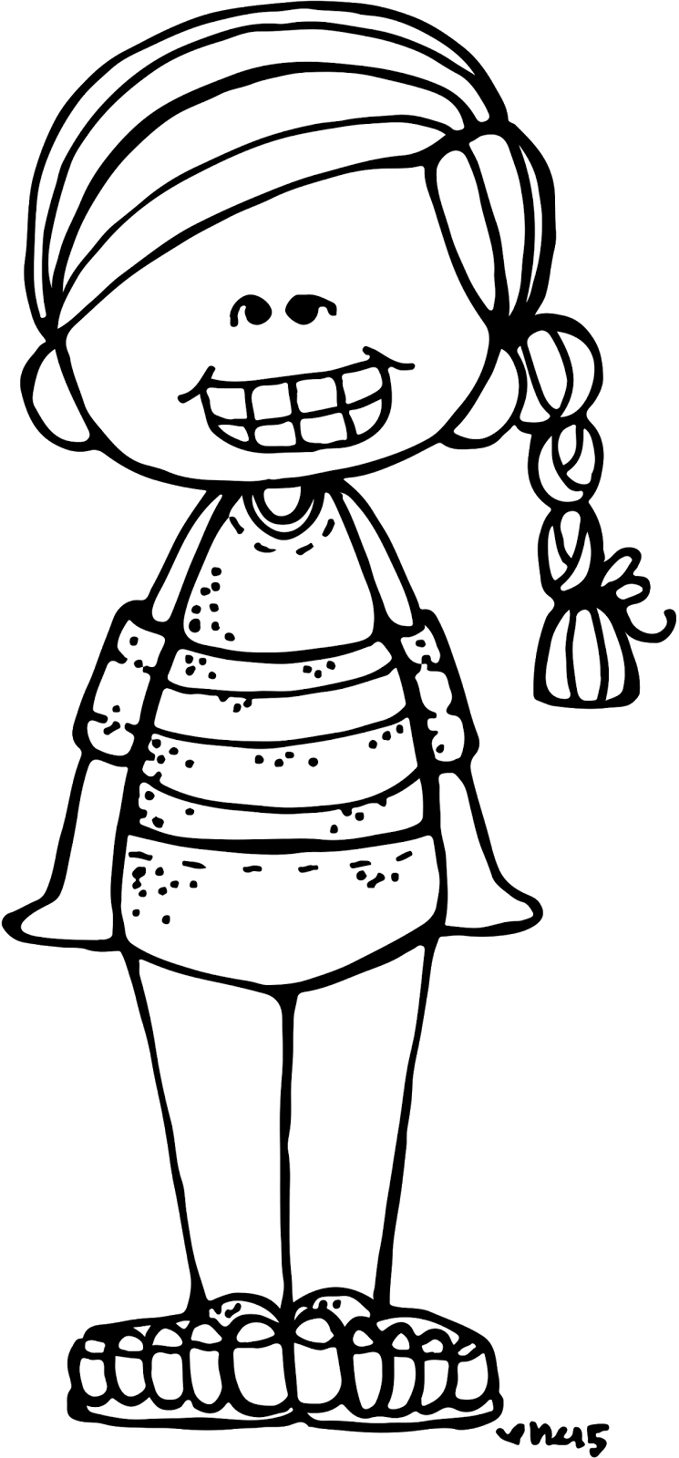 Excited clipart black and white. Melon simple melonheadz happy