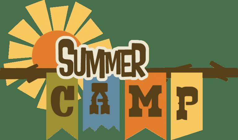 Logo clipart camp. Free summer images mysummerjpg