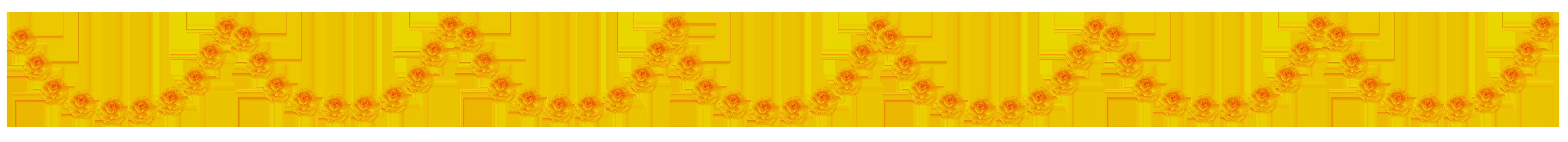 Flower garland png. Transparent clip art image