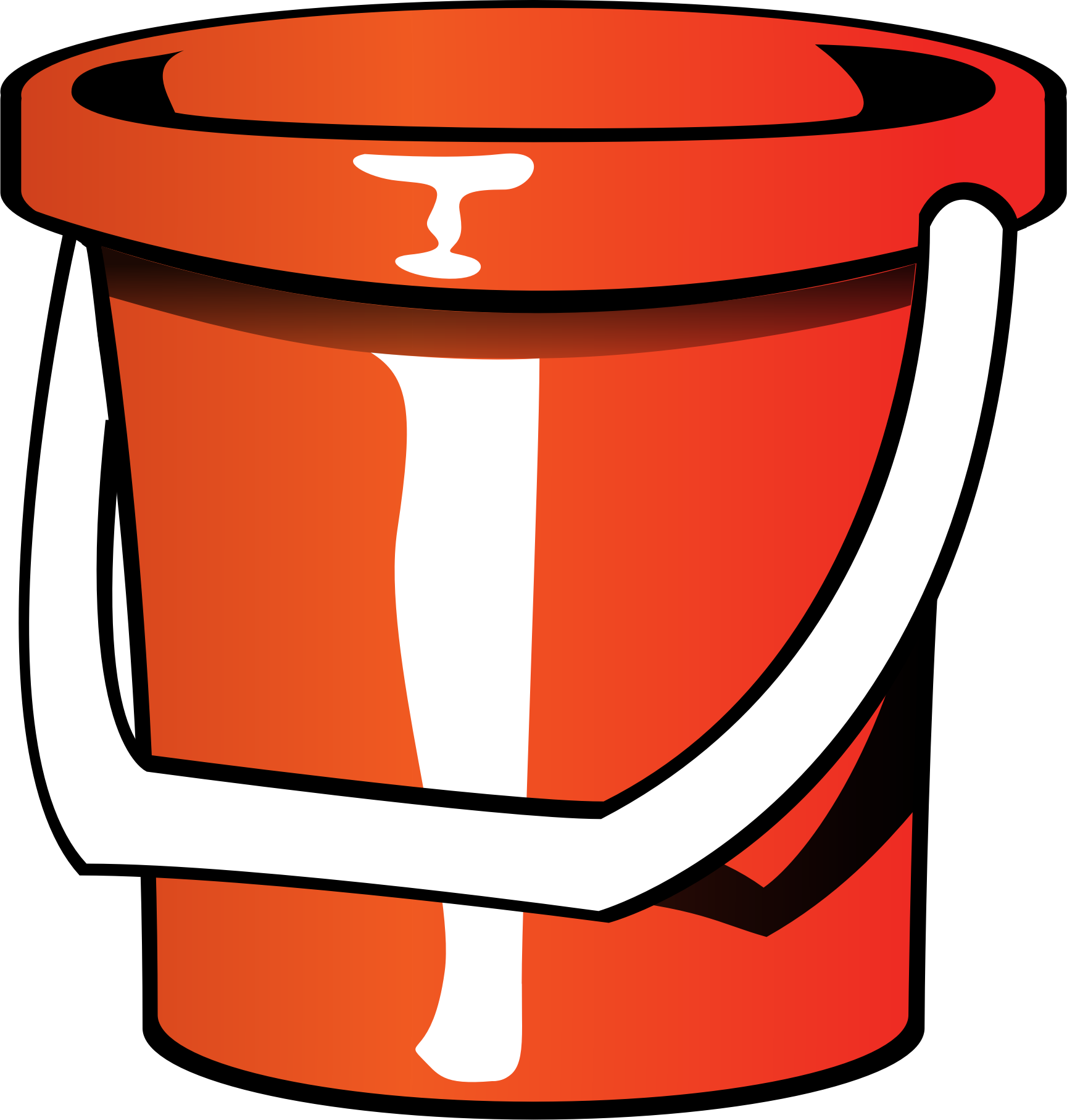 Summer Pail Icons PNG