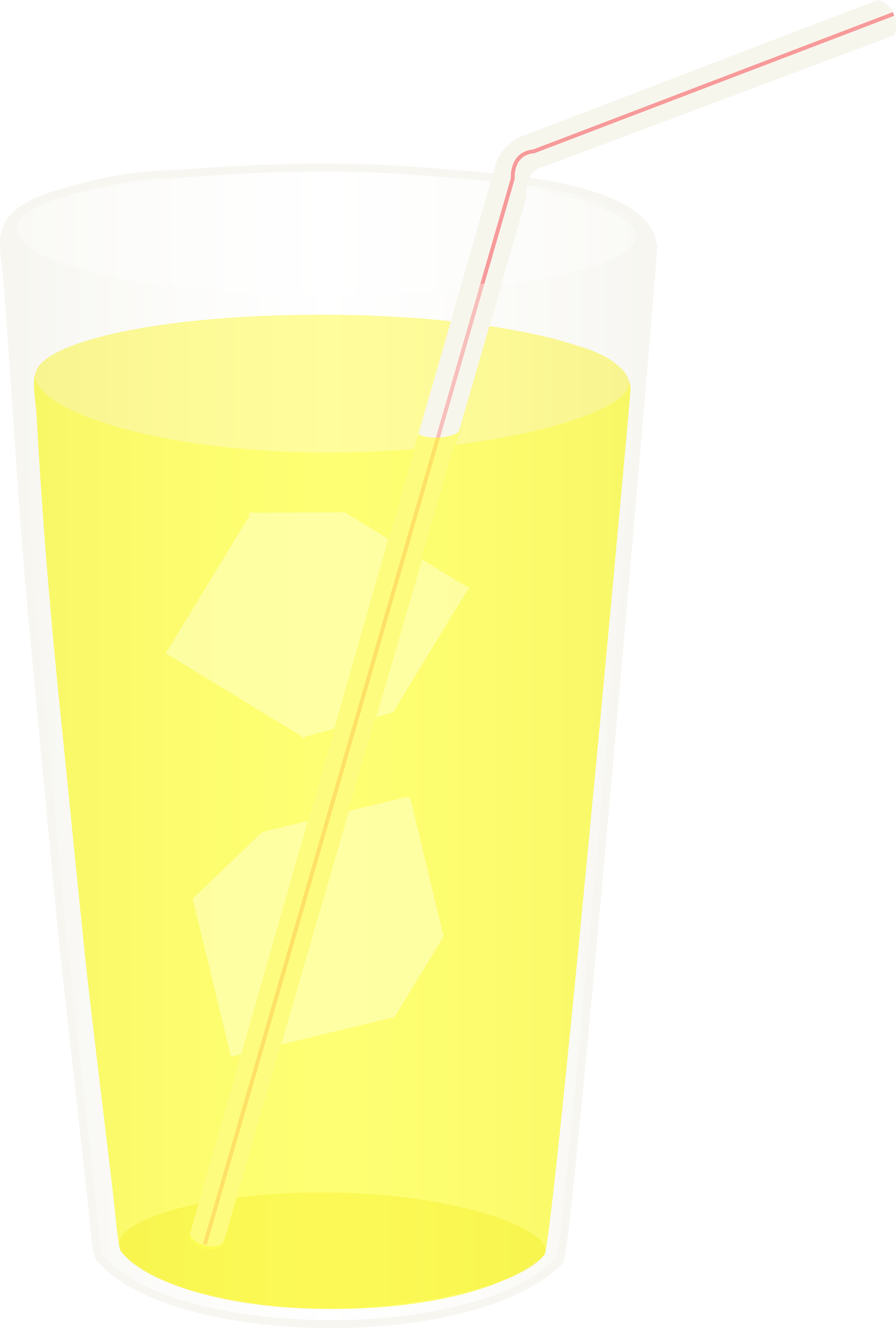 Ice clipart ice drink. Glass of iced lemonade