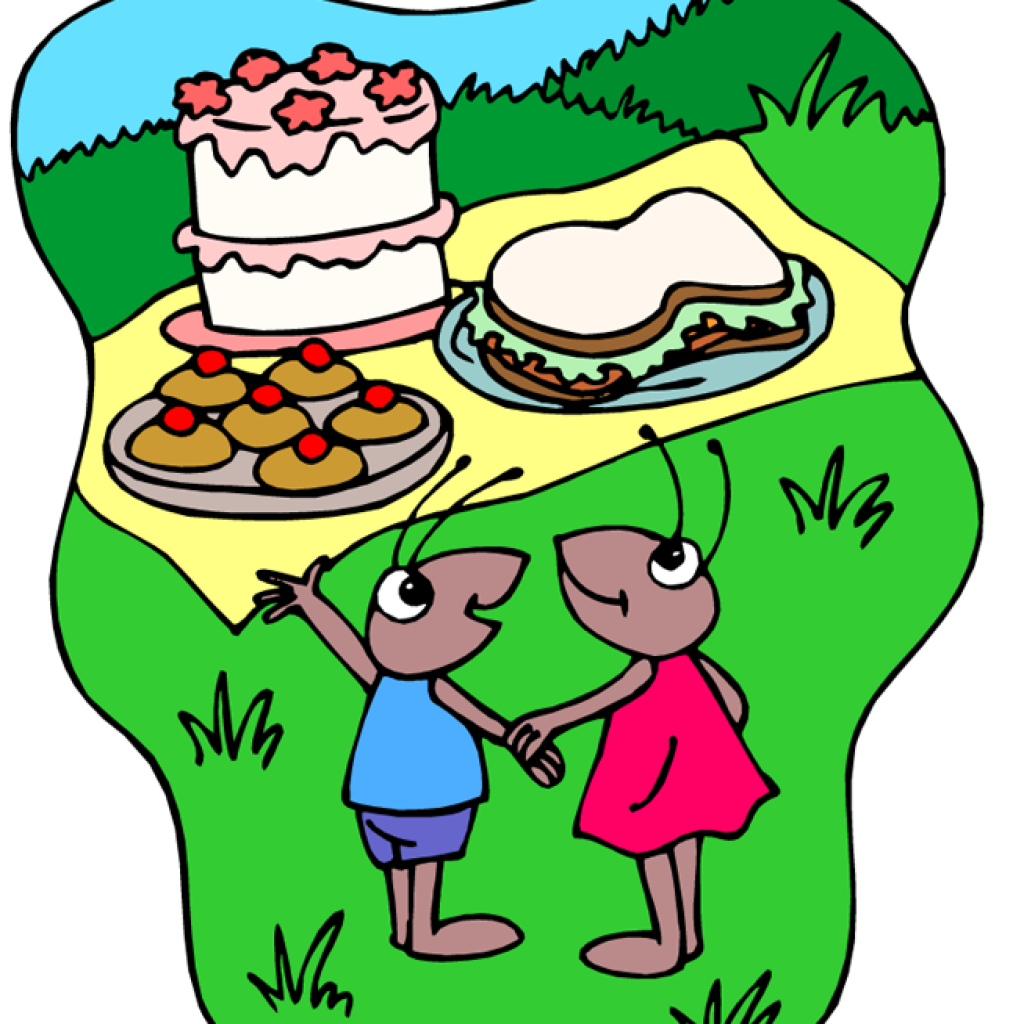 July clipart picnic. Free banner hatenylo com