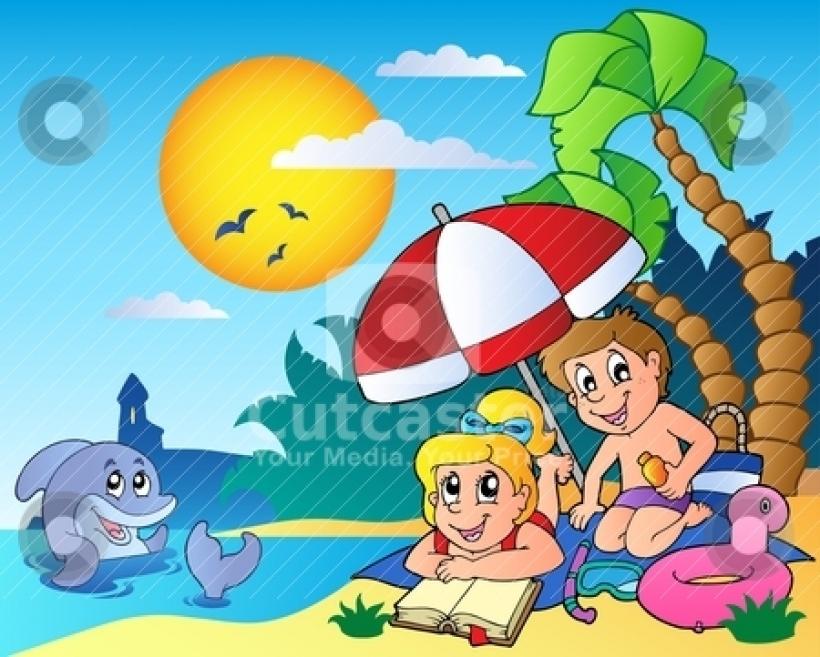 Clipart summer summer season. Clip art clipartsco with