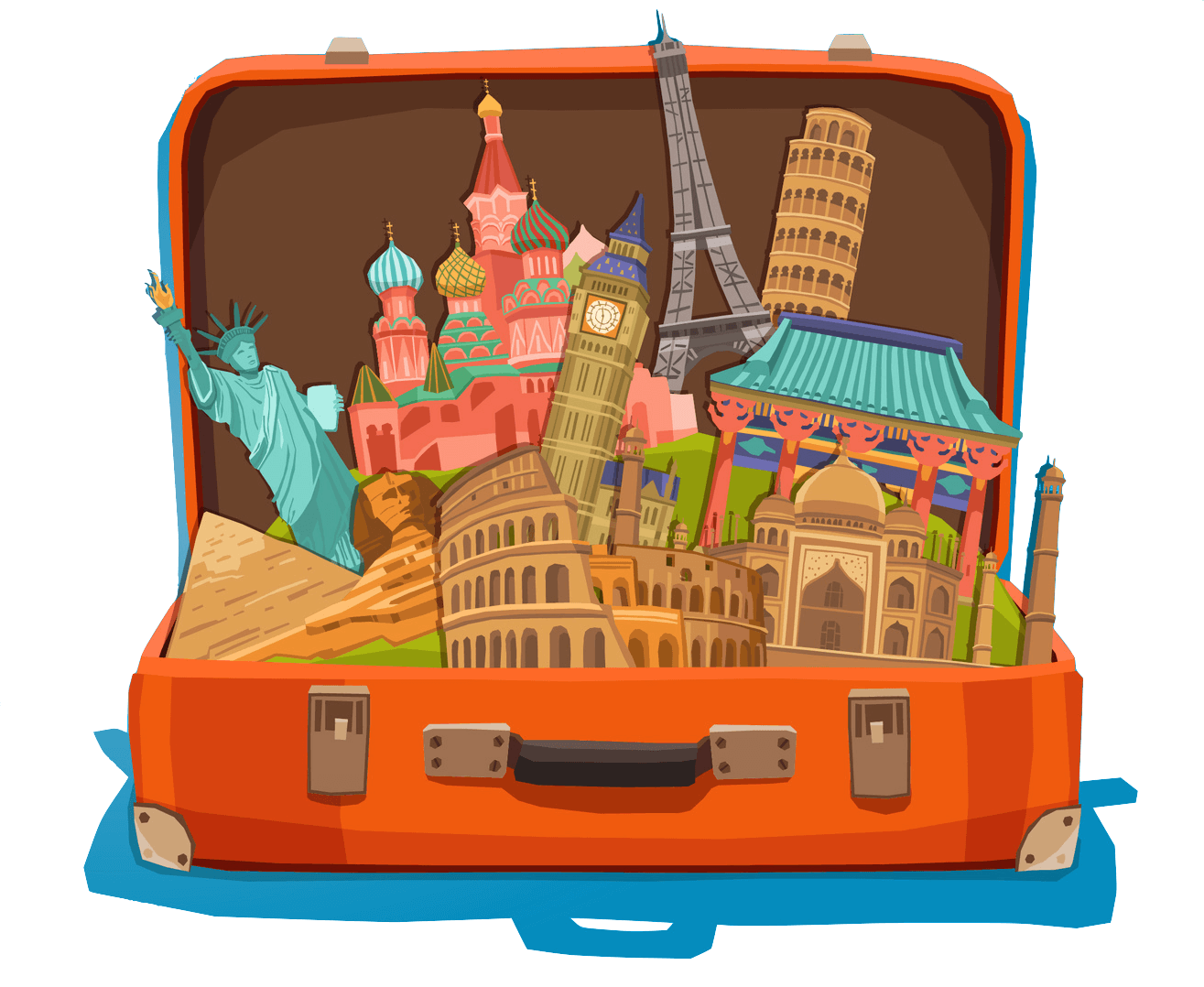 Holiday clipart traveller. Travel clubs solent events