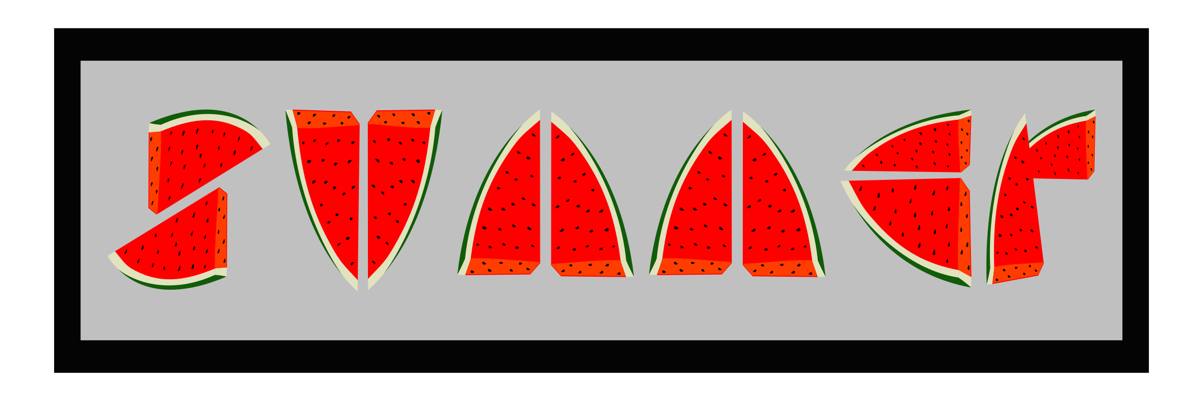 Logo big image png. Watermelon clipart summer