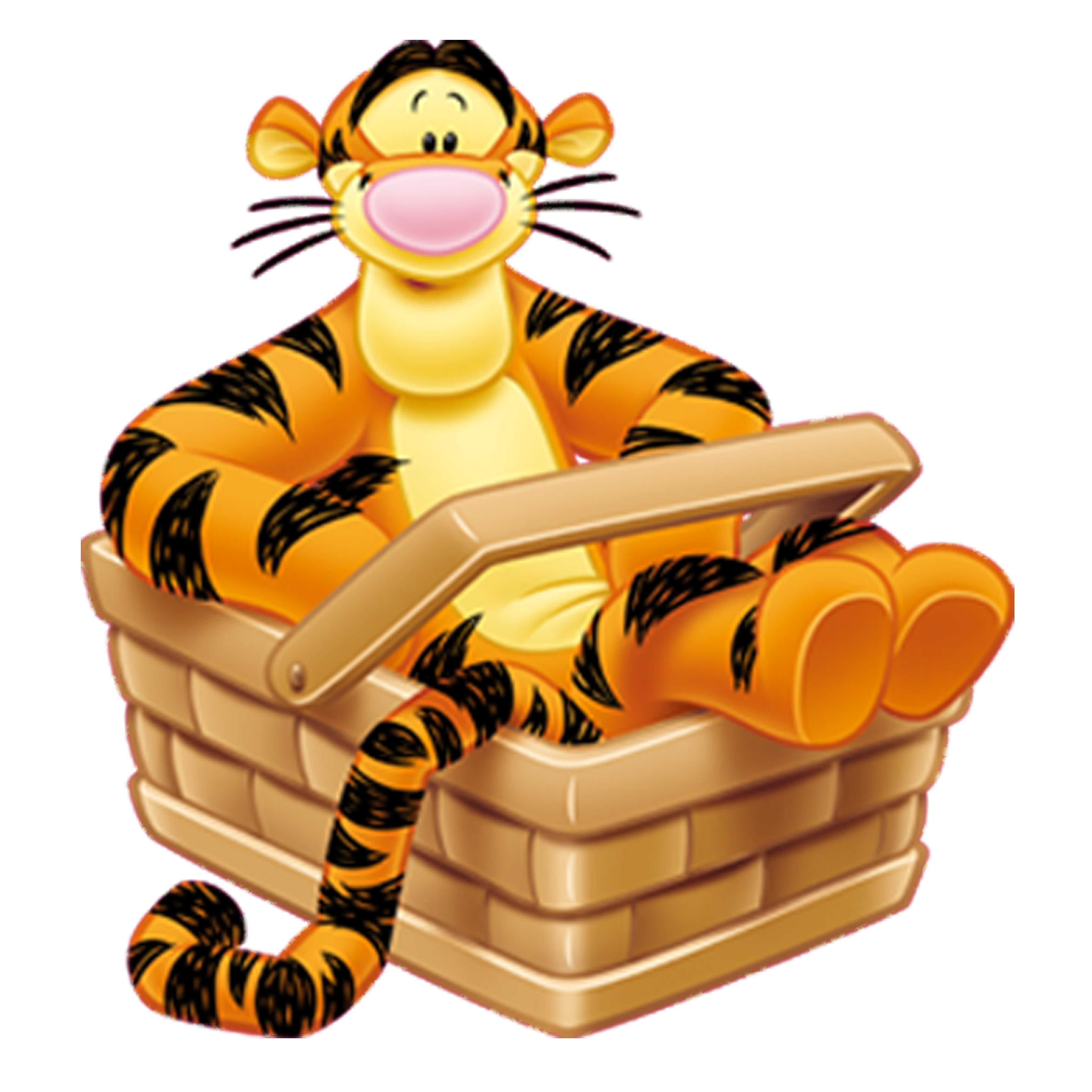 Clipart tiger swimming.  pinterest