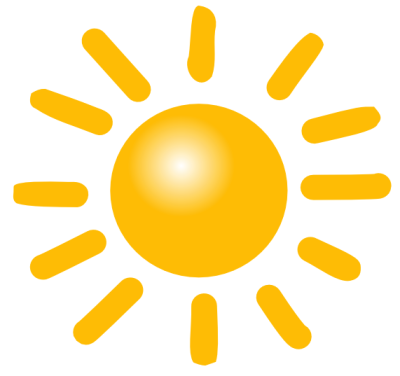Free pictures of download. Clipart sun