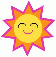 Clipart sun. Free images to use