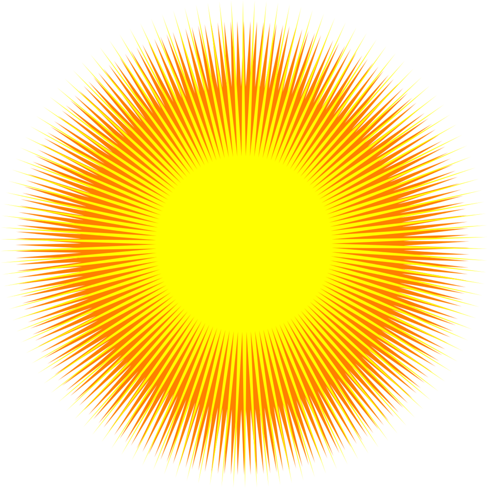 Do you ever really. Clipart sun abstract